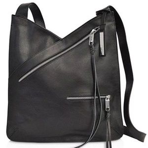 Joe's Jeans Josie Crossbody Bag in Black